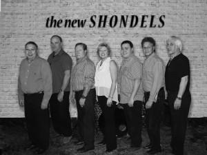 Shondells Pictures wht brickBW_text